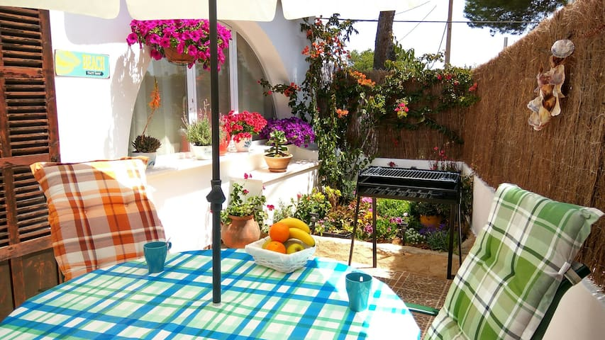 Lovely groundfloor flat in Cala Dor - Сантани