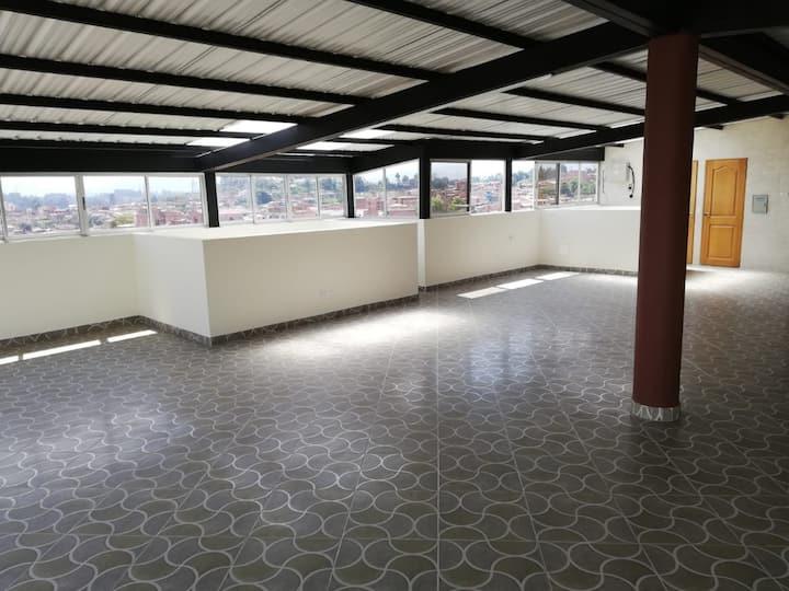 Salon para eventos, reuniones en Centro d Rionegro