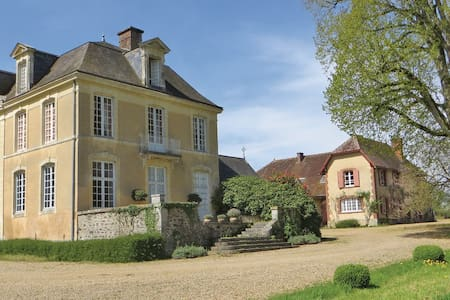 Very comfortable country cottage for 6 people - Degré