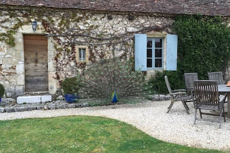 Beautiful Country House - Naussannes