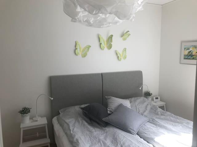 Sovrum 2 bäddar