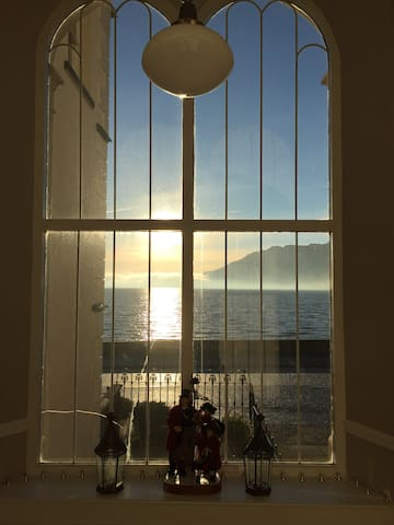 Beautiful sea views apartment - Warrenpoint - Flat