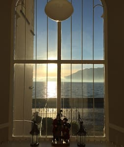 Beautiful sea views apartment - Warrenpoint - Pis