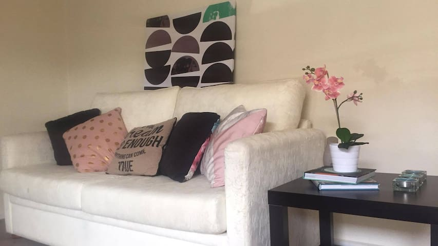 Make yourself at home (Sofa bed) In South Yarra - South Yarra - Appartement