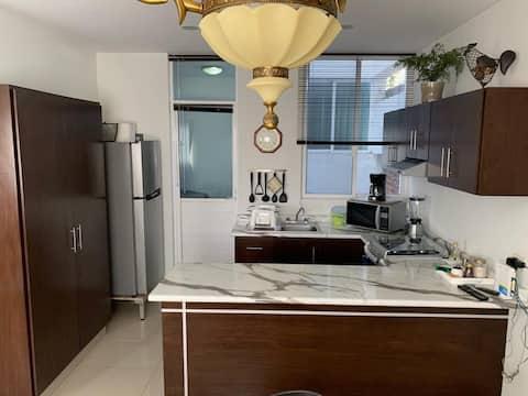Beautiful 2 bedroom apartment, Irapuato