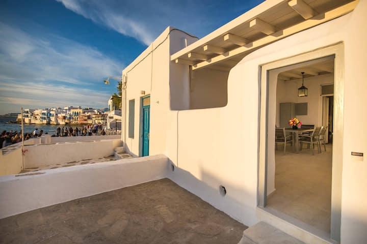 Casa Fiona, Little Venice, Mykonos