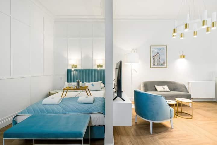Luxury Studio Apartment | Wi-fi, Smart TV