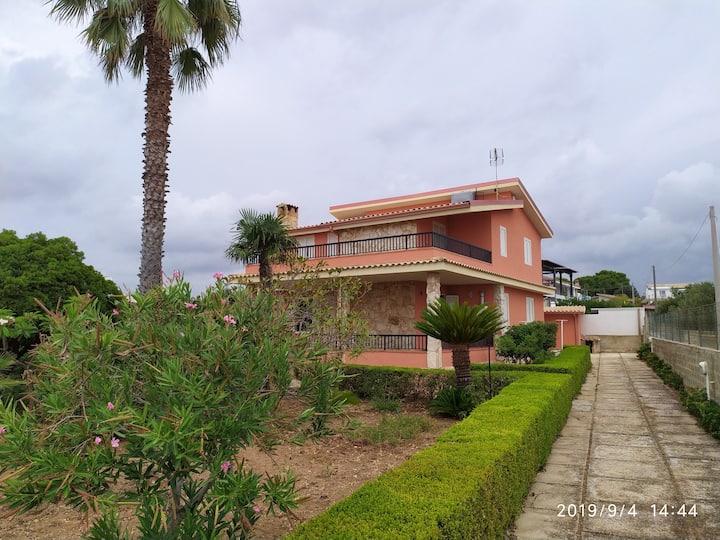 Marina di Ragusa Villa Federica mare e relax