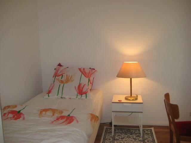 Ruhiges Einzelzimmer nah am Mauerpark