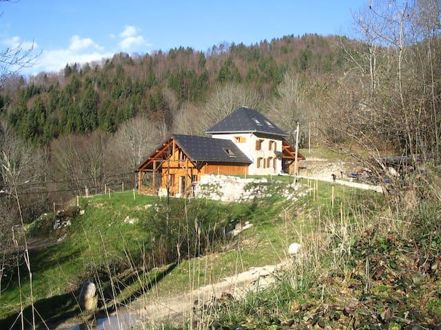Maison Atypique en Chartreuse