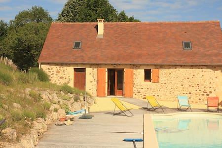 Belle maison de caractère, piscine - Rouffignac-Saint-Cernin-de-Reilhac