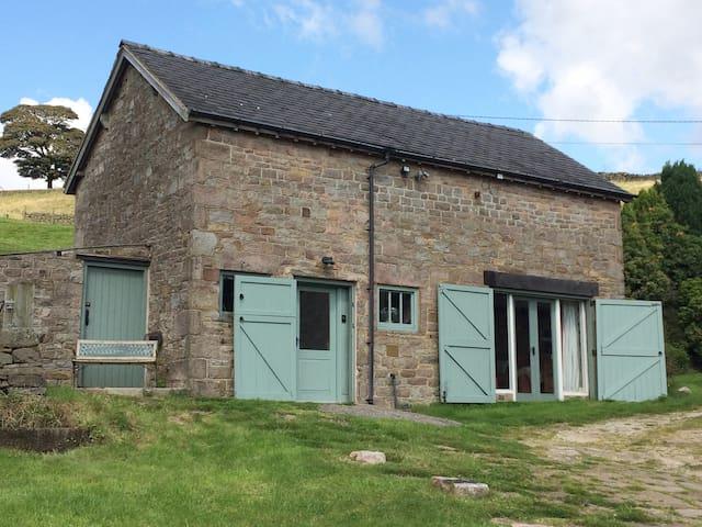 The Barn At Goosetree Farm, Peak District