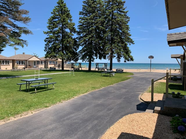 Lake Huron Resort · Private Beach Cottage No. 2