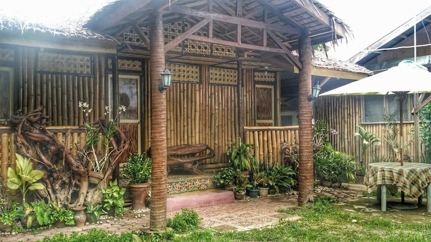 Cocoboo house(Coconut-Bamboo House) - Mati - House