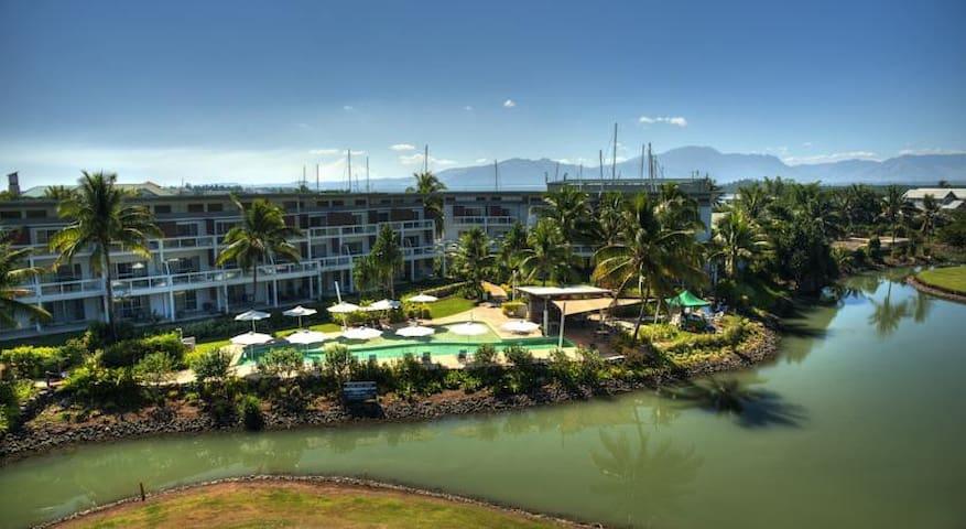 Denarau Island 3 Bedroom Home Terraces