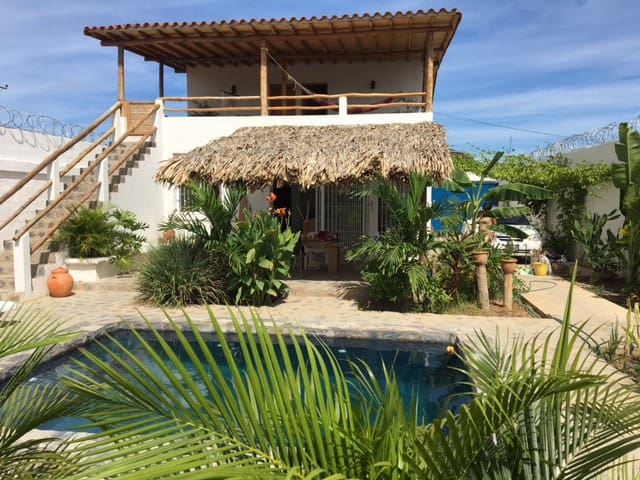 Tropical house in Margarita - San Antonio Sur - Talo