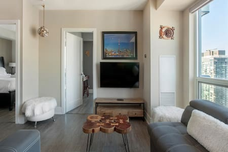 3 BR Skyline+2 Bath, By CN Tower, MTCC & Free PRKG