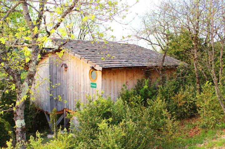 La Cabane sur Pilotis, La Pinède