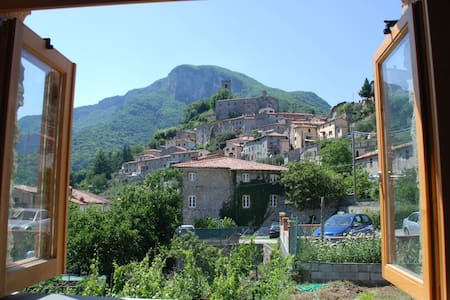 Tuscan Retreat in the heart of Garfagnana.