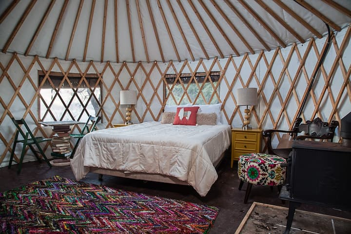 Simply Sweet Yurt