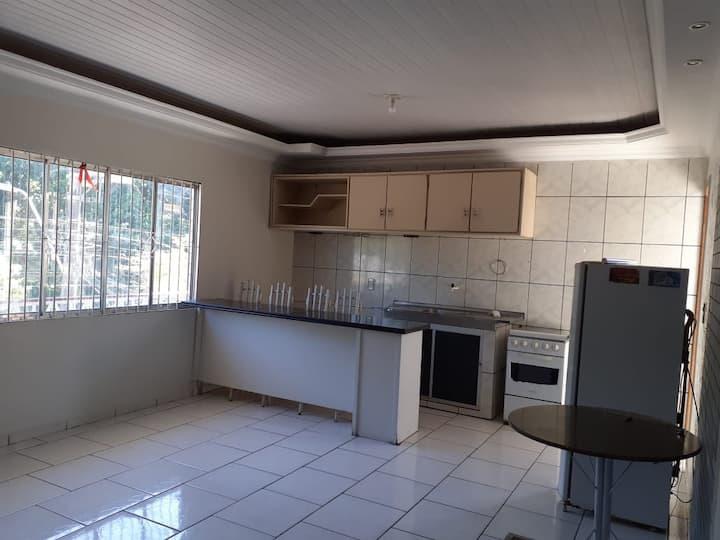 Apartamento mobiliado em Barcarena Pará