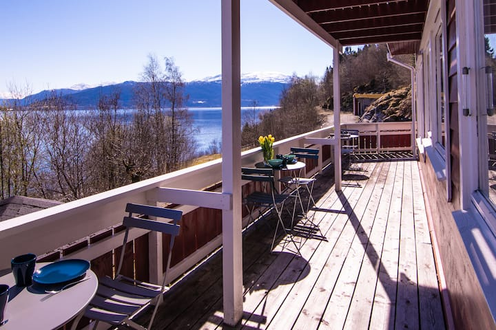 Balestrand Guesthouse; room 3 (private)