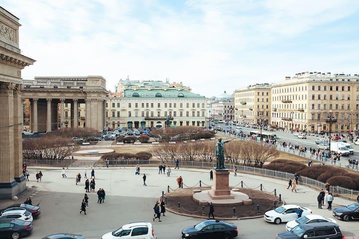 Жемчужина Невского проспекта