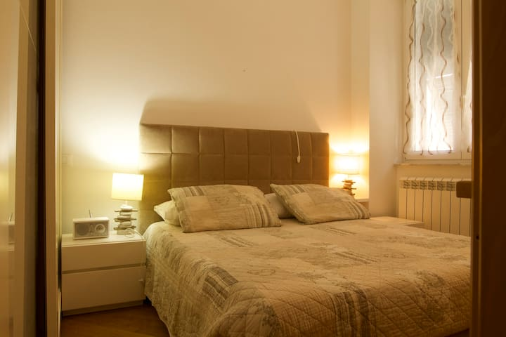 Apartment in the earth of Sarzana