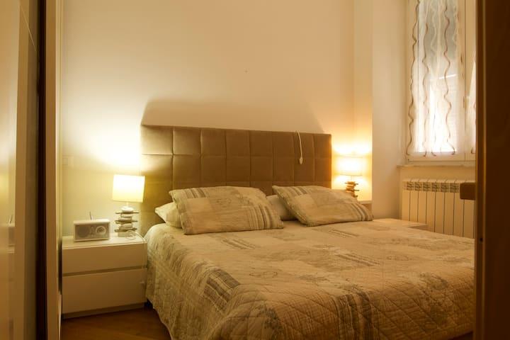 Apartment in the earth of Sarzana