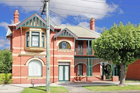 Historic Lislea House, Colac, Vic - Colac