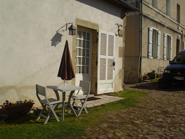 GITE DE LA PROMENADE - Autun - Appartement