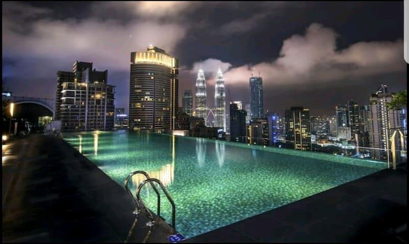 Premium KLCC . Bukit Bintang Superior Luxe Suite