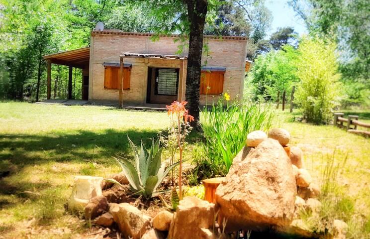 Rincón del Parque Cabañas.