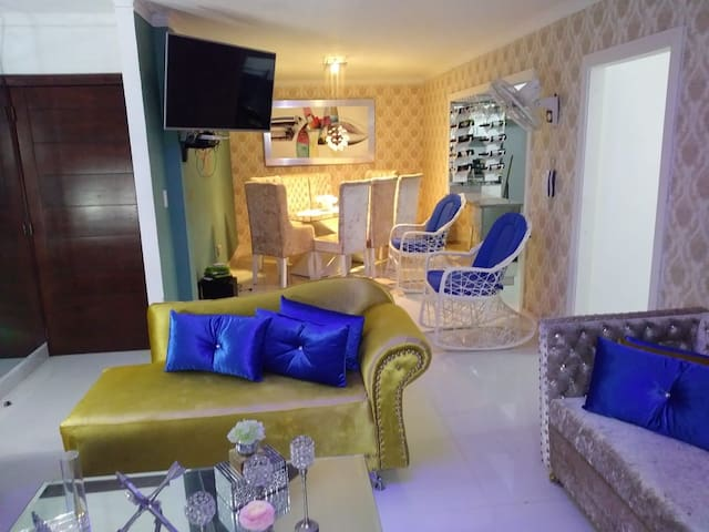 Luxurious Apartment in 🇩🇴republic