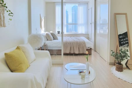 (New Open!) Sunnyhill ,cozy house . Skyview 감성숙소★