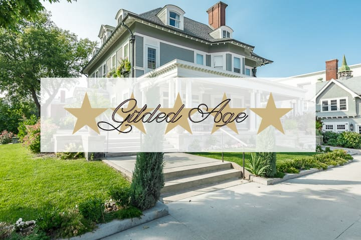 Experience the Gilded Age - Mansion Downtown