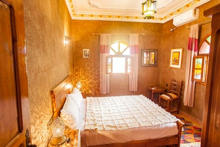 Chambre Igrane Riad Soleil du Monde