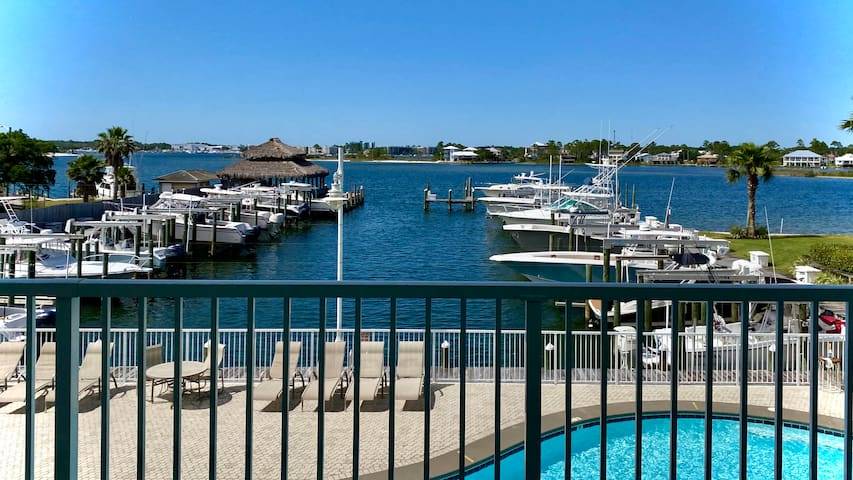 Gorgeous Waterfront At The Pass Condominiums