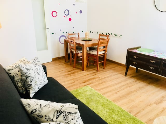 Your House: apartment two steps by anything