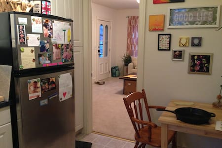 Apartment for Two! - Danbury - Apartamento
