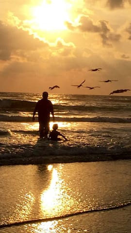 Vacaciones frente al mar - Barra Vieja