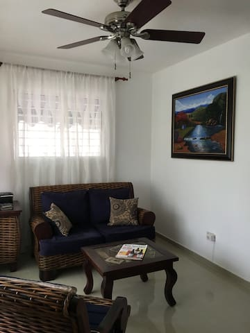 Beautiful and cozy 2bd apartment - La Vega  - Apartemen
