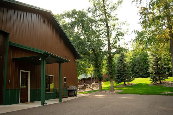 Guest house getaway in Scandia, Minnesota
