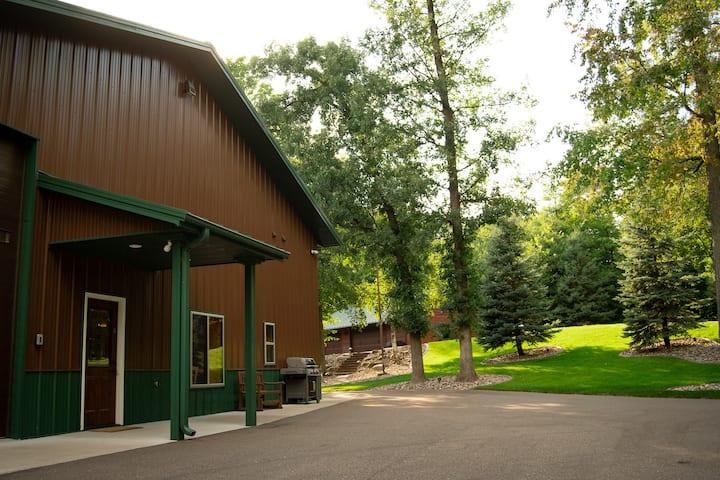 Guest house getaway in Scandia, Minnesota