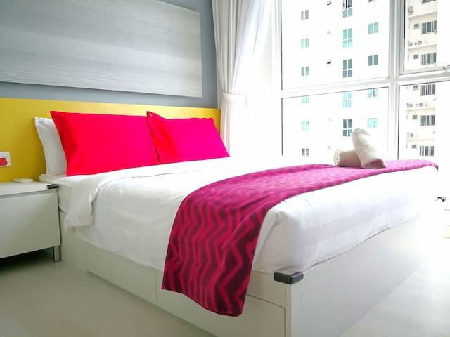 Penang Lovely Pool Suite(100Mbps) 优美景色套房 #02