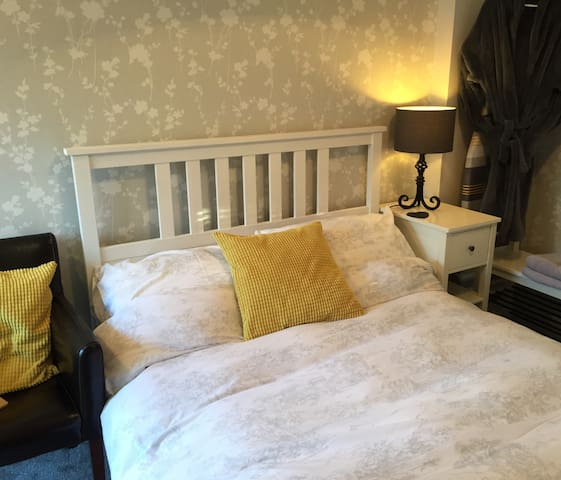 Self contained Pied a Terre in Leafy Jesmond