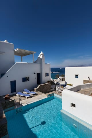 Mykonos Town House - 2 Bedroom - Míkonos - House