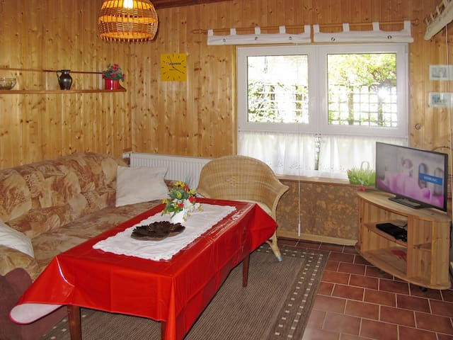 Holiday apartment in Plau am See, OT Quetzin - Plauen Lake - Pis