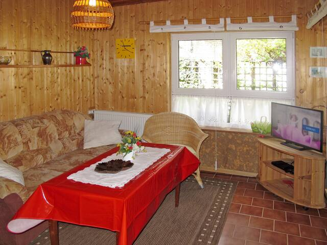 Holiday apartment in Plau am See, OT Quetzin - Plauen Lake - Apartment