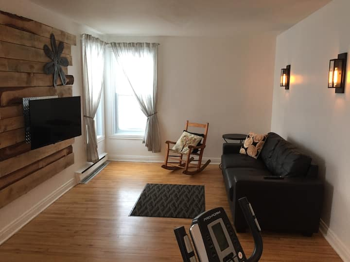 Appartement 5½ (3 chambres), Drummondville